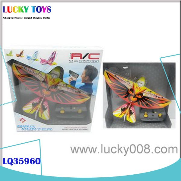 New rc ornithopter Products remote control flying bird rc toys for kids wholesale