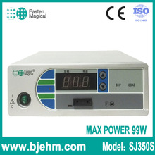 Compact Hospital Equipment 99W Electrosurgical Cautery Machine