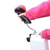 (22581) multipurose plastic water portable trigger battery operated small garden sprayer
