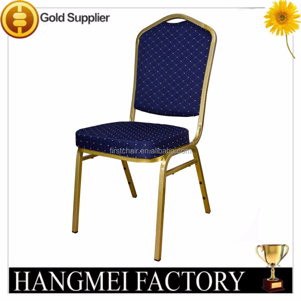 Best And Blue Hotel Rental Chair for Banquet