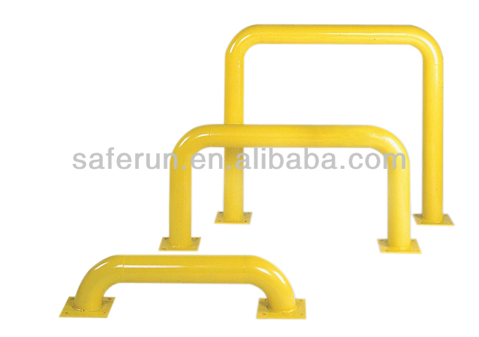 82 lbs Machine Guards steel pipe bollards