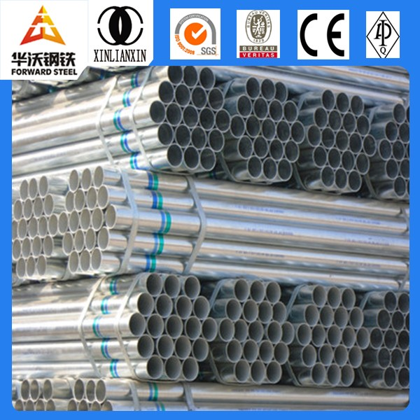 FORWARD STEEL high quality 40mm gi pipe for drinking water