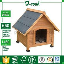 Export Quality Customized Logo Printed Solid Wood Wholesale Mdf Dog House