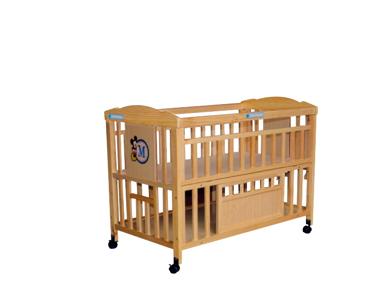 Modern Style Safety Design Portable Eco Friendly Solid Wood Baby Crib - Buy  Modern Baby Crib,Portable Baby Crib,Solid Wood Baby Crib Product on ...