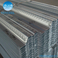 galvanized steel floor decking sheet , steel decking prices in philippines