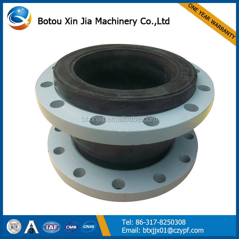 Flexible Pipeline Rubber Expansion joints