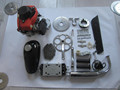 4 stroke gasoline engine kit for bicycle/ gasoline engine kit for bicycle/pedal bike engine