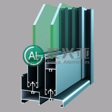 aluminum for making aluminum windows and doors SW045