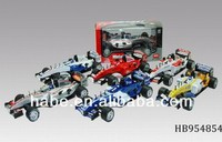 1:32 Free Wheel Die Cast Metal F1 With Ic, Children Toys Alloy Car, Toys For Kid
