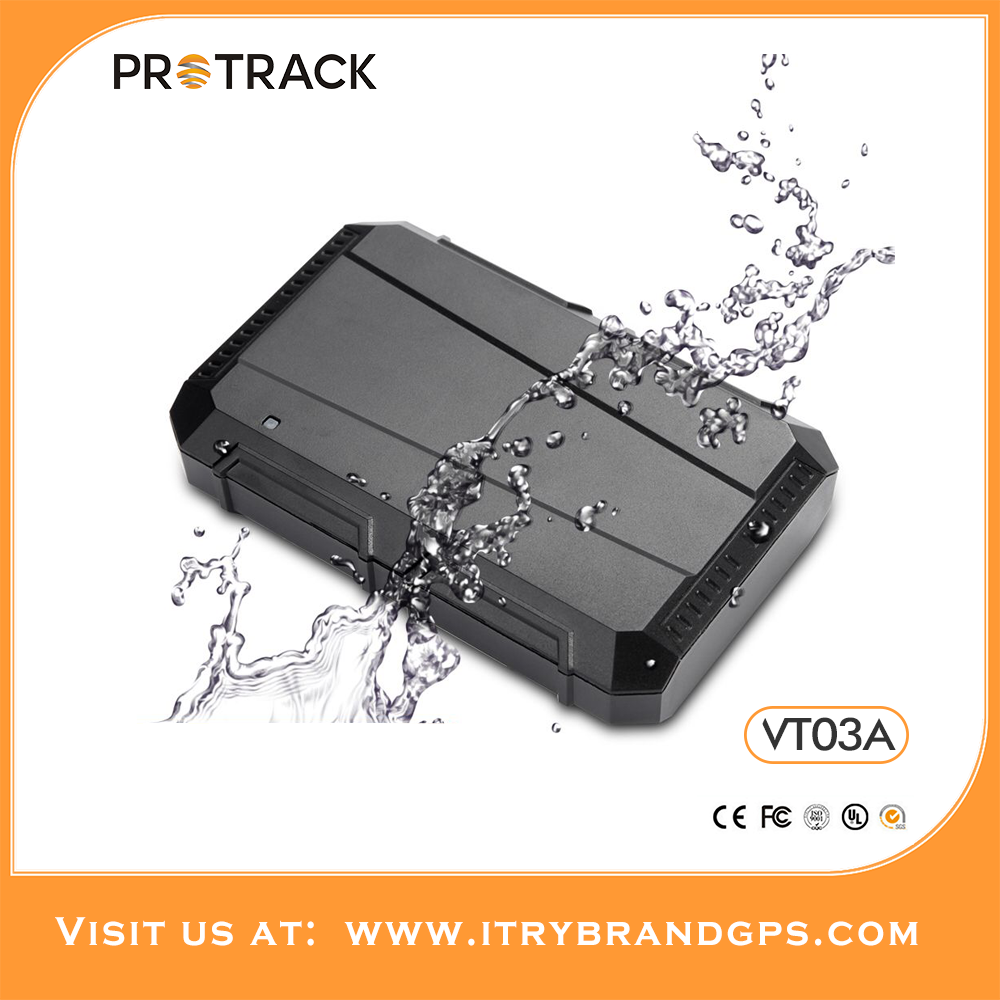 Personal gps tracker Asset gps tracker with free APP, GPS+LBS, 10000mah battery