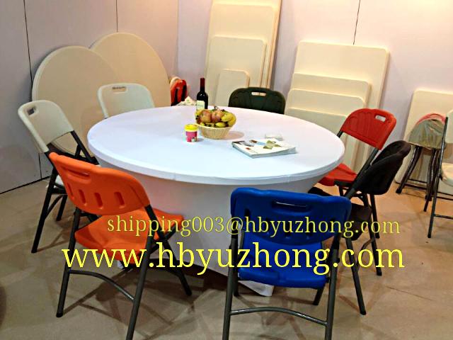 Plastic TableHigh Bar TablePortable Folding TableRound