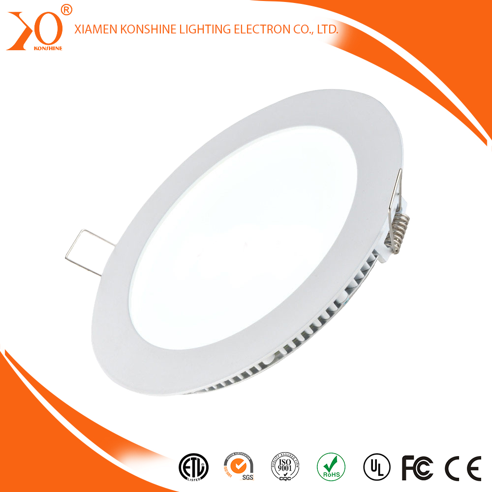 Manufactory wholesale 15w standard ceiling panel light