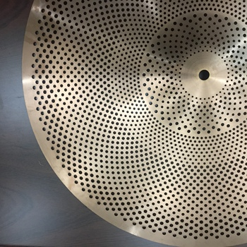Tongxiang manual cymbal set mute cymbal /cymbals for drums sale