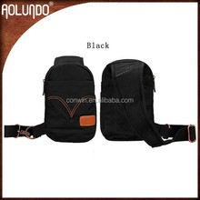 Small cross strap canvas wholesale backpacks