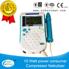 CE waveform bidirection portable vascular Doppler, detect blood speed during recovery