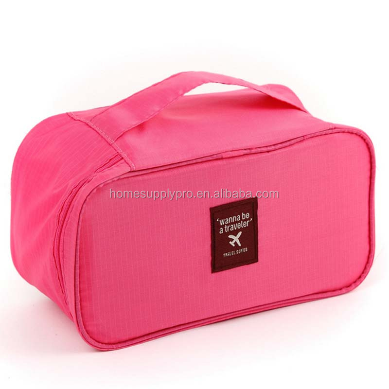 Bra Brassiere Underwear Lingerie Case Storage Collecting Portable Travel Multi-function Organizer Bag Portable Wash Bag Pouch