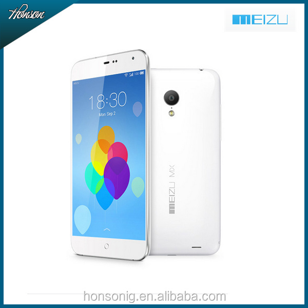 Original Meizu MX3 Cell Phone Rom 64GB 5.1 inch 3G Android 4.2 Exynos 5410 Octa Core RAM2GB Single SIM 8.0MP Camera