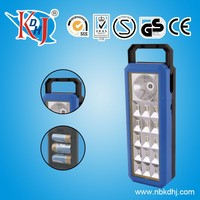 KDHJ 1+15 SMD LED rechargeable lamp portable lantern