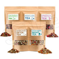 14 Day Skinny Detox Tea Am And Pm Teatox With Private Label Service