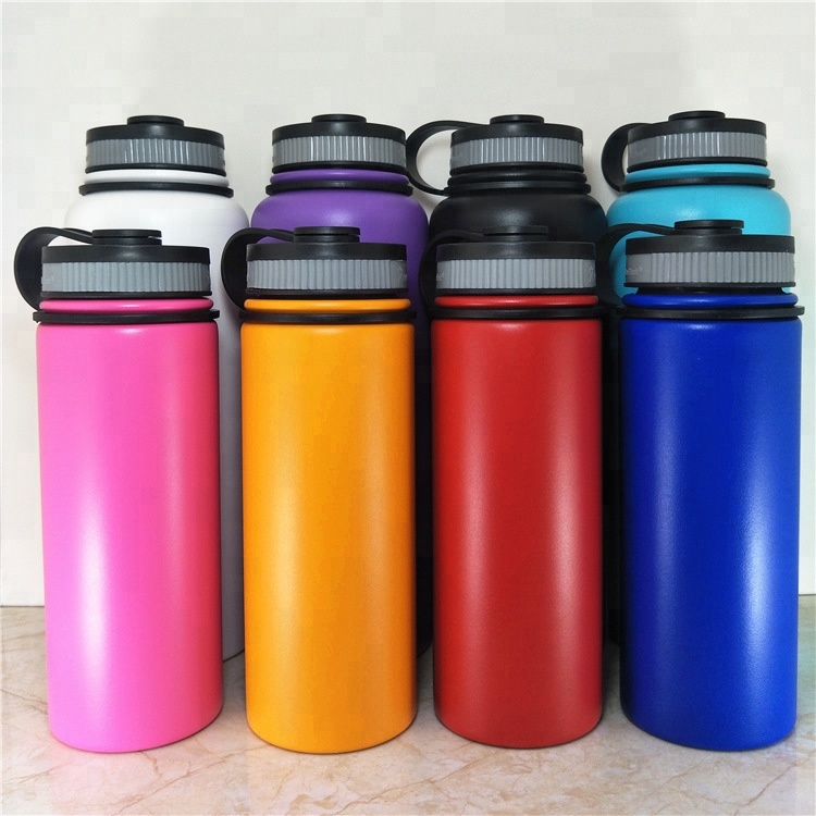 32 / 40 Oz <strong>Manufacturing</strong> Customized Big Capacity Flask Powder Coating Vacuum Tumbler Insulated Stainless Steel