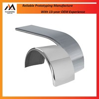 OEM Customize CNC Machined Aluminum Parts