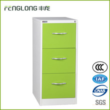 4 drawer divider waterproof combination lock filing cabinet for use offcie