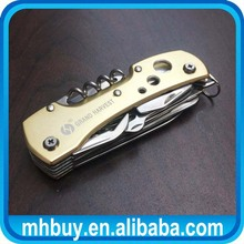 OEM utility knife with 3 5 8 blades,kaychain knife folding knife wood handle with great price