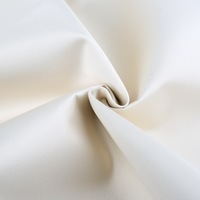 Plain satin fabric making for blackout curtain lining 11 colours are in stock