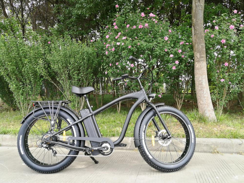 long range sports style land rover electric fat 48v 500w bicycle