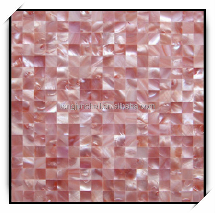 mother of pearl shell shell mosaic grey and white mosaic tile