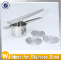 Stainless Steel Potato ricer ,Potato masher