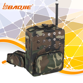 BAOJIE Wireless Backpack of Repeater with 10W Output Power