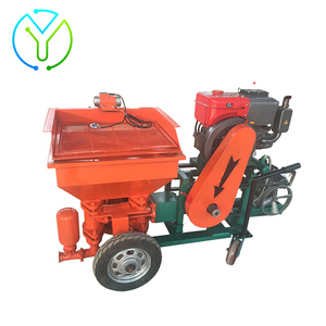Plastering Cement Mortar Spray Plaster Machine For Sale