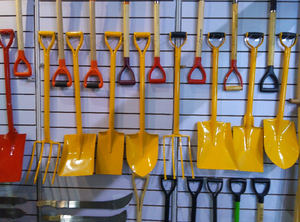 All metal handle shovel SA503,SA501,SA512