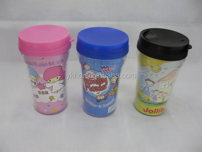 PP double wall tumbler