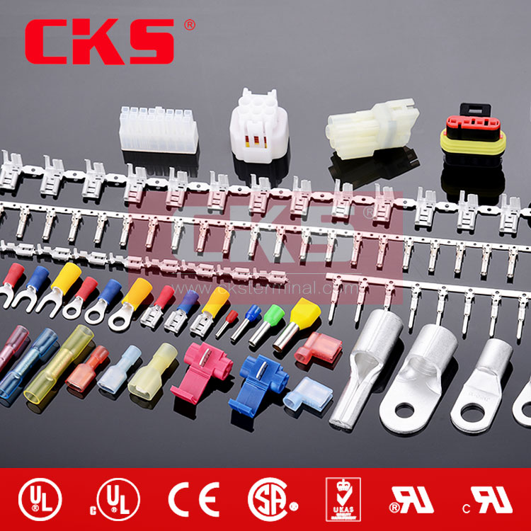 CKS Terminals and connectors with UL