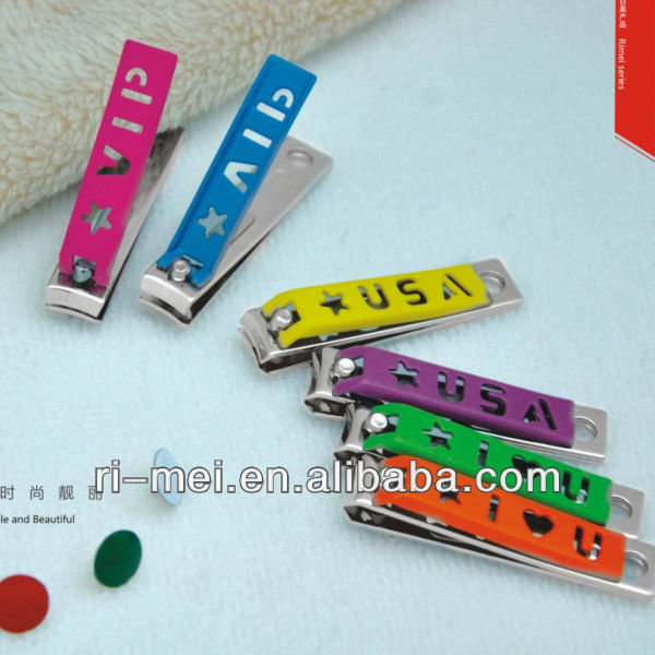 wet fingers care nail clipper China manufacturer