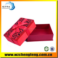Handmade printed wedding gift box with nice price