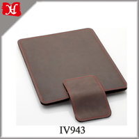 Fashion Style Computer Laptop Bag Genuine Leather 12 Inch Laptop Sleeve