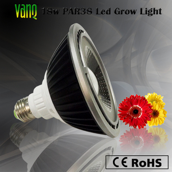 110v e27 led light bulb,18w led office grow light,660nm led desk plant light