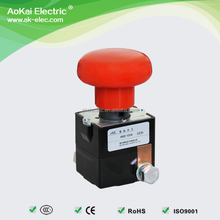 Domestic REMA AED125A Emergency Button Switch for Motor Electric Vehicles and Devices