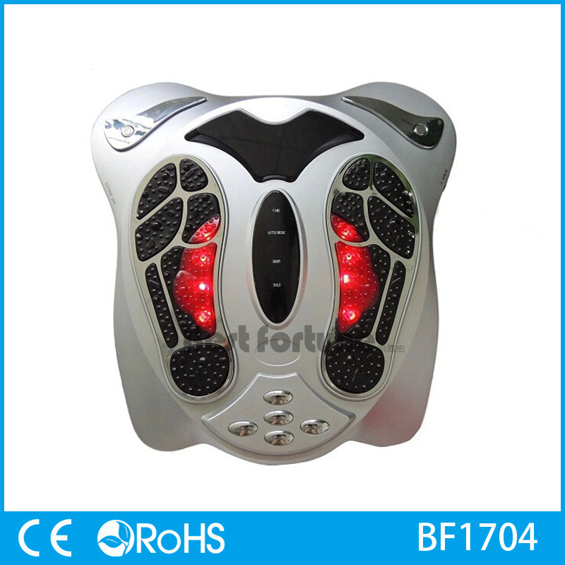 Digital Therapy Electromagnetic Wave Pulse Diabetes Foot Massager