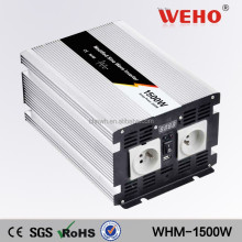 manufacturer 12v dc to ac off gird power inverter solar 1500w 220v inverter