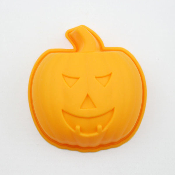 Halloween small size baking tools mini funny pumpkin cake mold