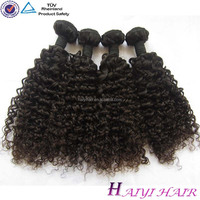 Wholesale Price Virgin Unprocessed Kinky Curly Peruvian Hair