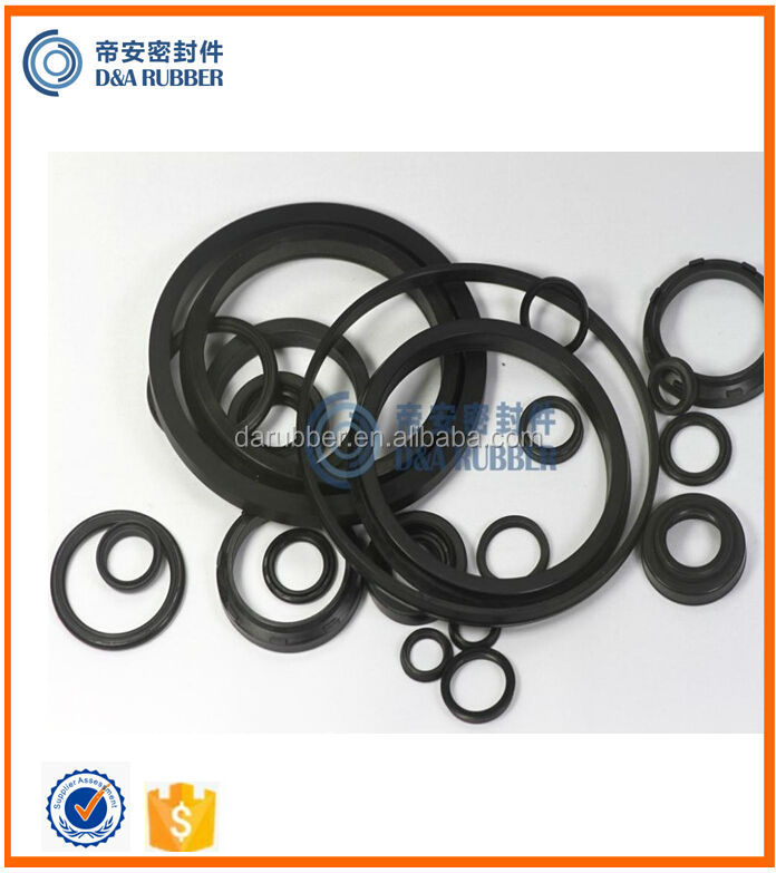 China supply high quality silicon rubber o ring for mechanical seal