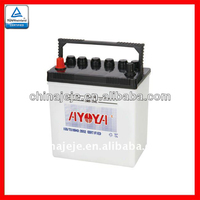 Professionally producing 36B20R 12V35AH Starting Lead Acid Sealed Maintenance Free Auto Battery with Lead Calcium