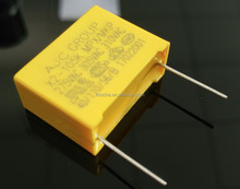 AJC Group X2 class 0.68k 310vac capacitor,Interferon suppression ultracapacitors, capacitor X2 class MKP 310v