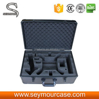 Black Aluminum Alloy DJI Phantom Quad-Copter Case