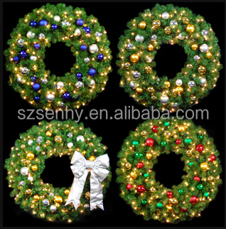 2015 Wonderful Shopping Mall Big Lots Christmas Decorations